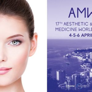 AMWC 2019 – 4-6 April Montecarlo