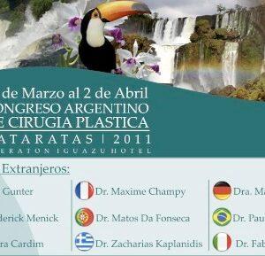 Congreso Argentino Cirurgia Plastica 2011