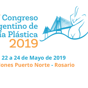 Congreso Argentino Nacional de Cirurgia Plastica – 22nd 24th May 2019