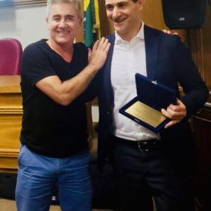 Homenagem Unirio 2018