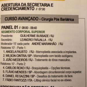 Jornada Carioca 2018 – RJ